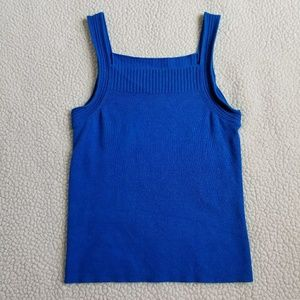 3/$15 Knitted sleeveless top